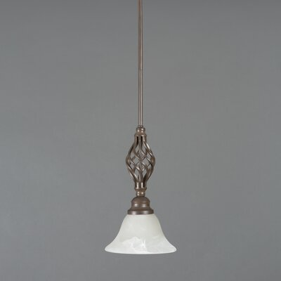 Alder 1-Light Mini Pendant