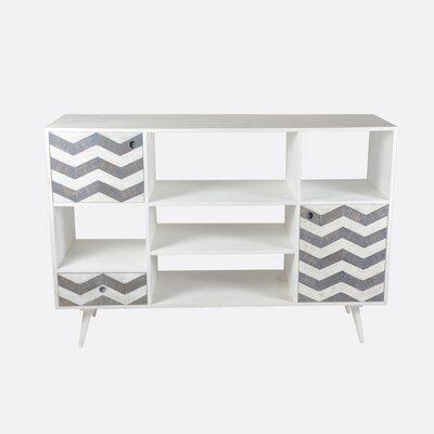 Charmain Mango Console Table