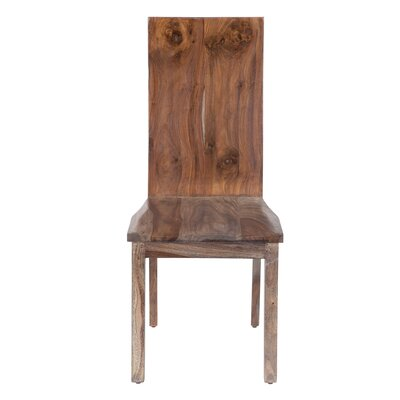 Fields Sheesham Solid Wood Dining Chair