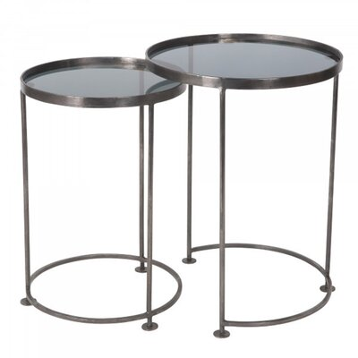 Shyanne 2 Piece Nest Tables