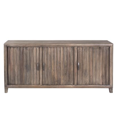 Bridges Solid Mango Sideboard