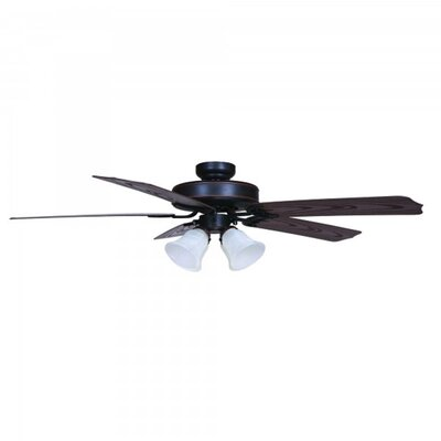 52 Belle Meade 5 Blade Outdoor Ceiling Fan