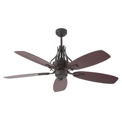 52 Woodson 5 Blade Ceiling Fan