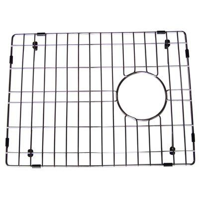 Stainless Steel 13 W x 17 D Sink Grid