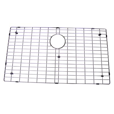 Stainless Steel 30 W x 17 D Sink Grid