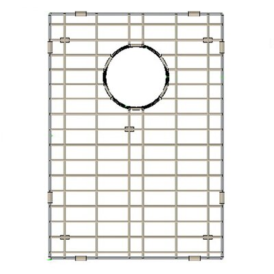Stainless Steel 13 W x 18 D Sink Grid