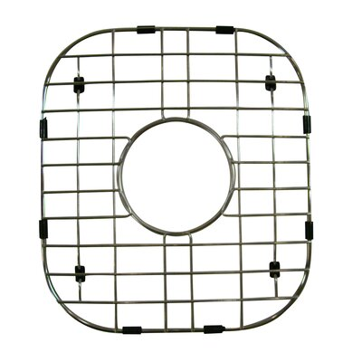 Stainless Steel 13 W x 11 D Sink Grid