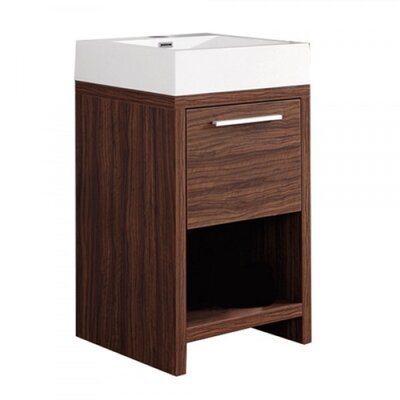 Asellus 24 Single Bathroom Vanity Set