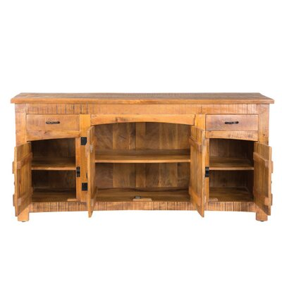 Aden Mango Wood Sideboard