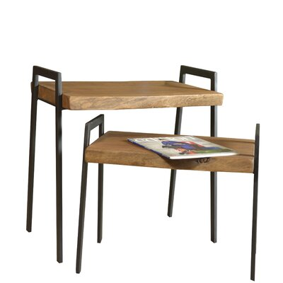 Massey 2 Piece Nesting Tables