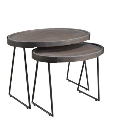 Moyne 2 Piece Nesting Tables