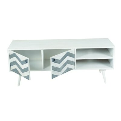 Charmain Mango 2 Drawer Media Chest