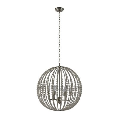 Martinique 6-Light Globe Pendant