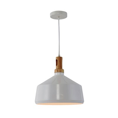 Waterman 1-Light Inverted Pendant