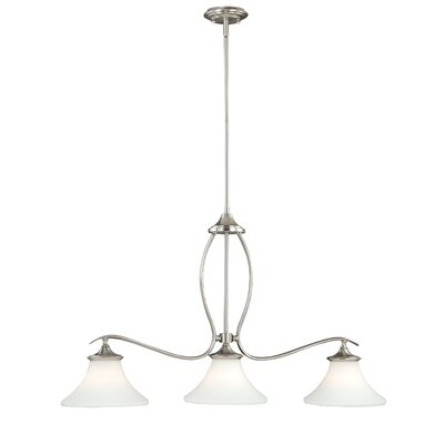 Landon 3-Light Kitchen Island Pendant