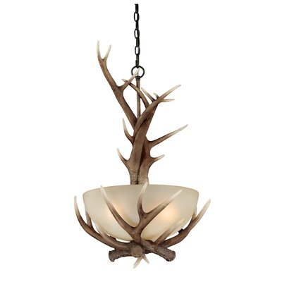 Yoho 3-Light Bowl Pendant