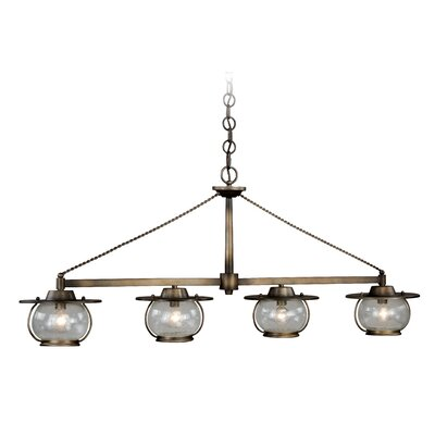 Karole 4-Light Kitchen Island Pendant