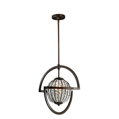 Mondial 1-Light Mini Pendant