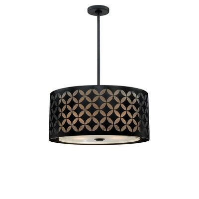 Mcculloch 4-Light Shade Pendant