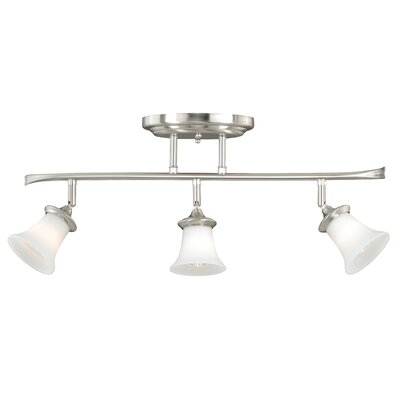 Sonora 3-Light Semi Flush Mount