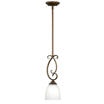 Claret 1-Light Mini Pendant