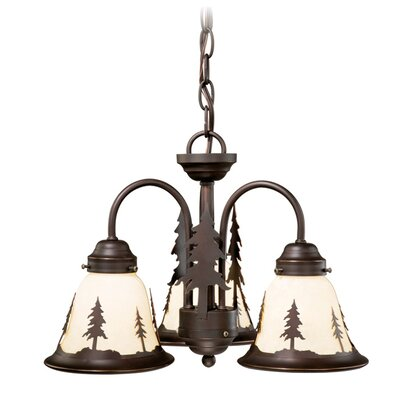 Yosemite 3-Light Pendant