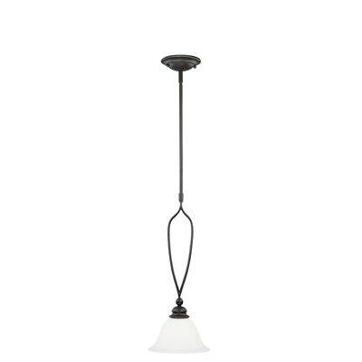 Cordoba 1-Light Mini Pendant Finish: New Bronze