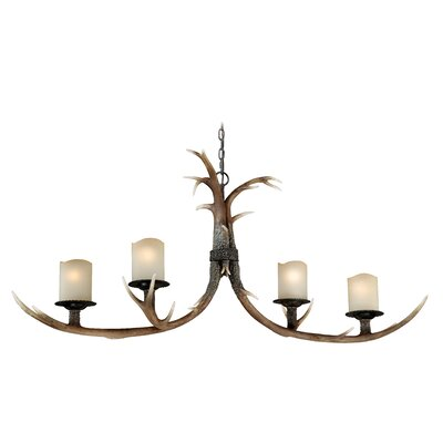Port Chester 4-Light Candle-Style Chandelier