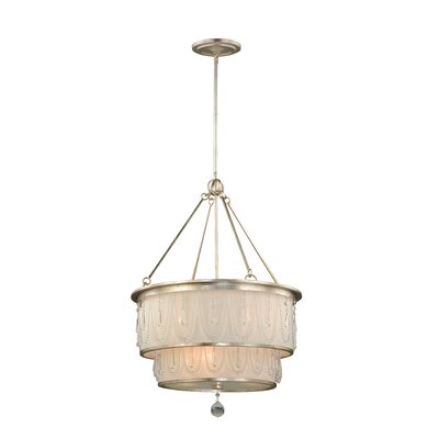 Mccullen 6-Light Drum Pendant