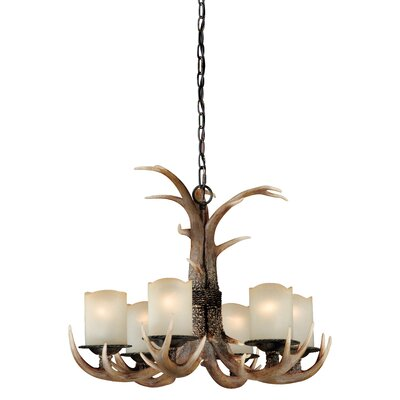 Port Chester 6-Light Candle-Style Chandelier