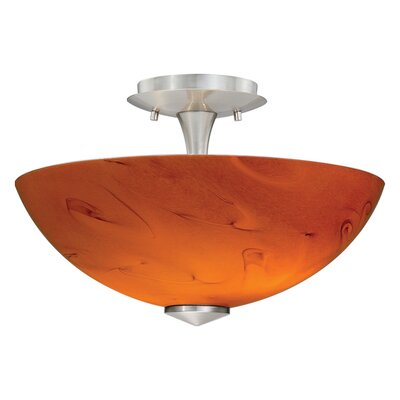Milano Semi Flush Mount