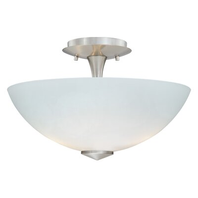 Moris Semi Flush Mount
