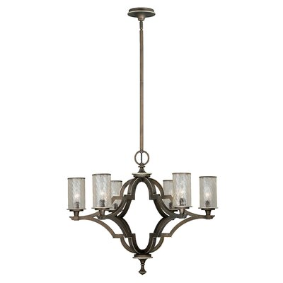Simone 6-Light Candle-Style Chandelier