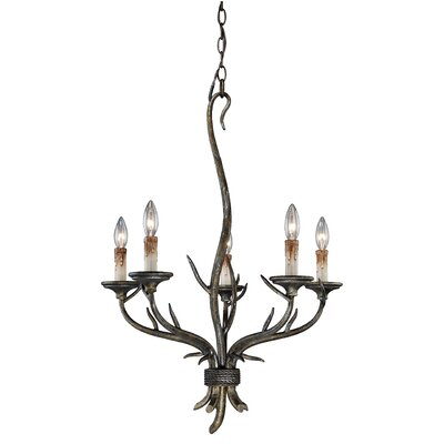 Monterey 5-Light Candle-Style Chandelier