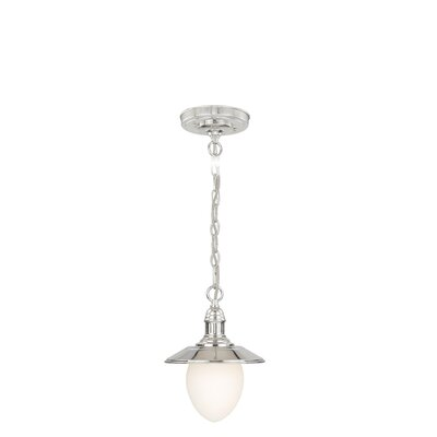 Doynton Marina 1-Light Mini Pendant