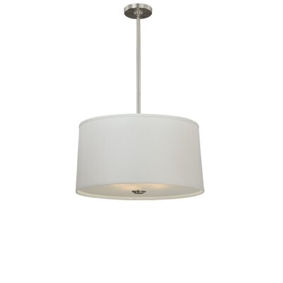 Claire 4-Light Drum Pendant