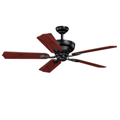 52 French Country 5-Blade Ceiling Fan