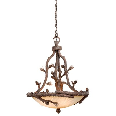 Polster Inverted Pendant Size: 25