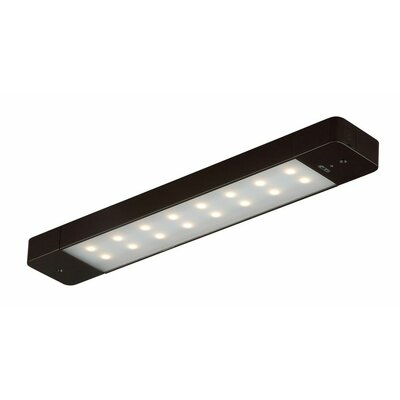 2.63 LED Under Cabinet Bar Light Finish: Bronze