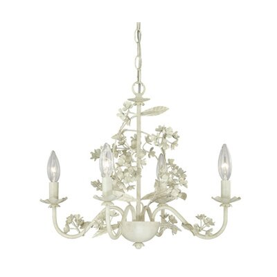 Leilani 4-Light Candle-Style Chandelier