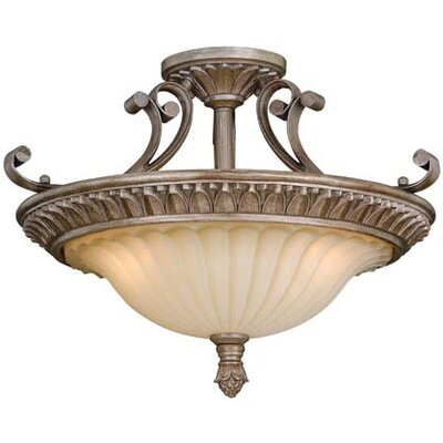 Avenant Semi Flush Mount