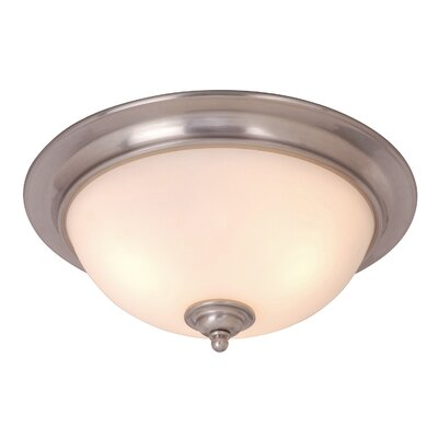 Brosnan 3-Light Flush Mount