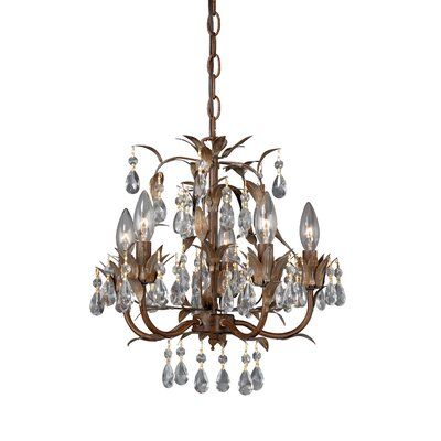 Puleo 5-Light Crystal Chandelier
