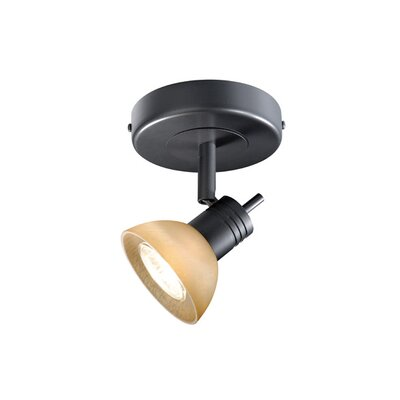Niven Single Spot Light Finish: Dark Bronze