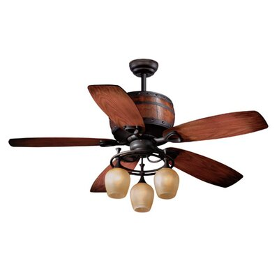Cabernet 5-Blade Ceiling Fan
