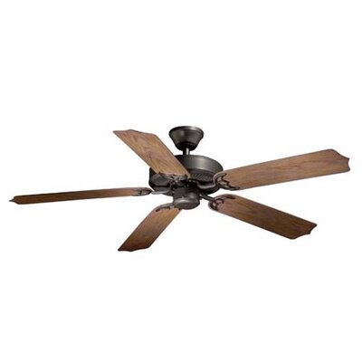 Medallion 5-Blade Ceiling Fan