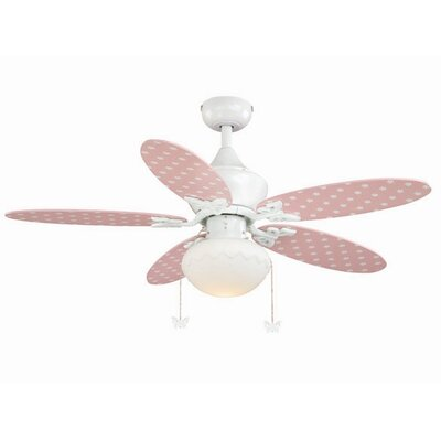 Alice 5-Blade Ceiling Fan