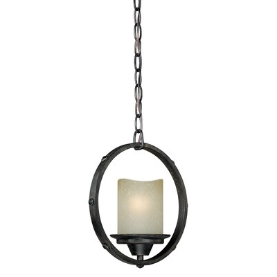 Halifax 1-Light Mini Pendant