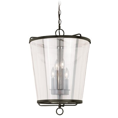 630 Series 1-Light Mini Pendant Finish: New Bronze