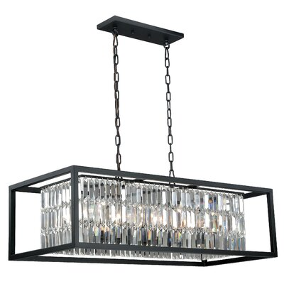 Catana 8-Light Kitchen Island Pendant